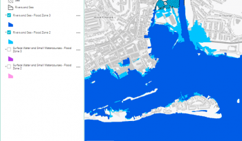 Flood Maps for planning